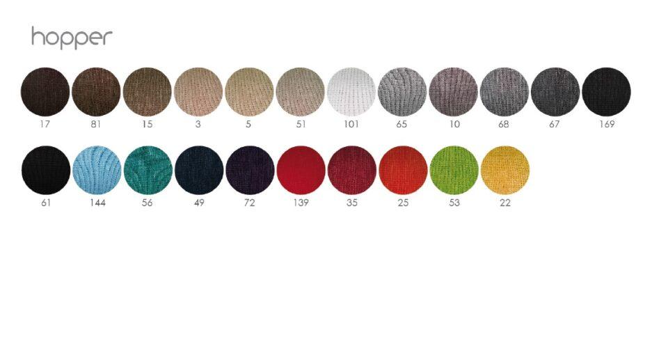 hooper kolory
